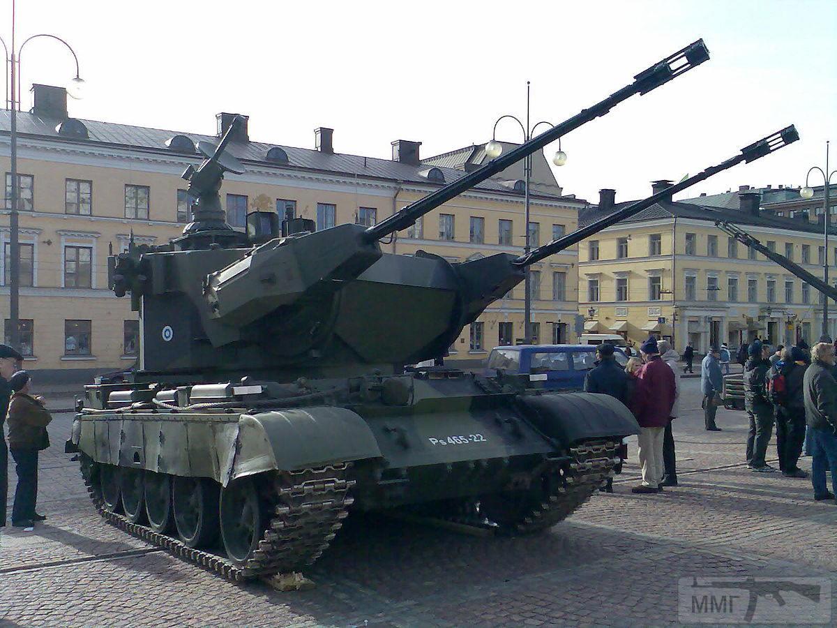 22543 - Танковый музей Парола (Финляндия)