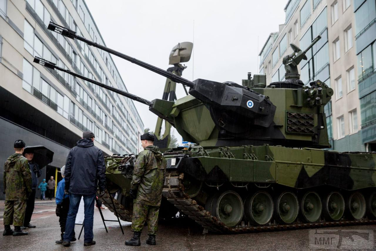 22546 - Танковый музей Парола (Финляндия)