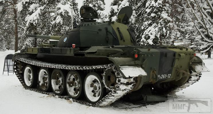 22547 - Танковый музей Парола (Финляндия)
