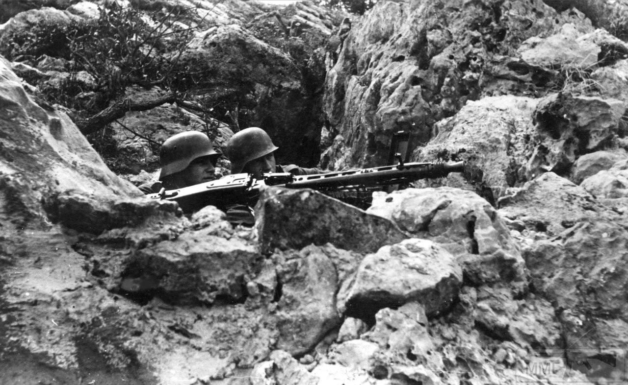 22703 - MG-42 Hitlersäge (Пила Гитлера) - история, послевоенные модификации, клейма...