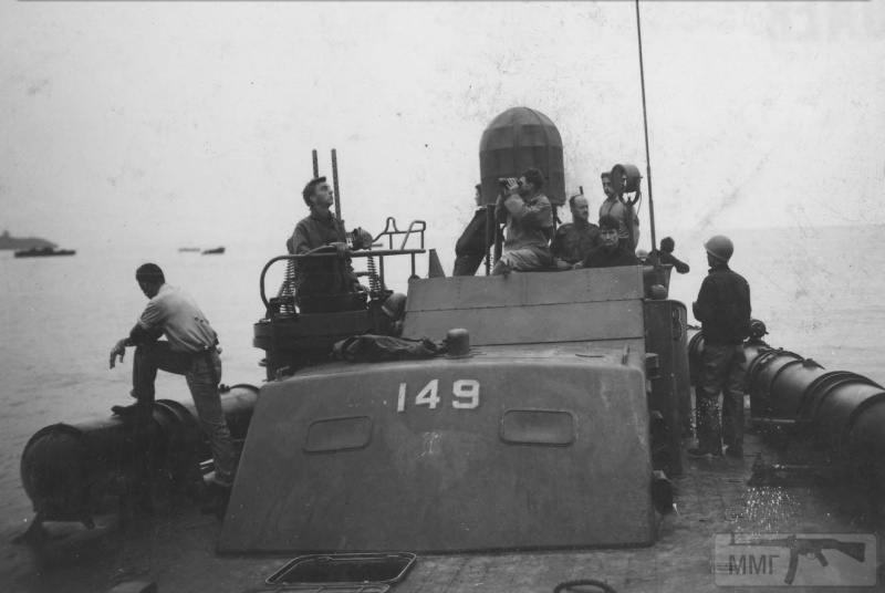 22821 - Военное фото 1941-1945 г.г. Тихий океан.