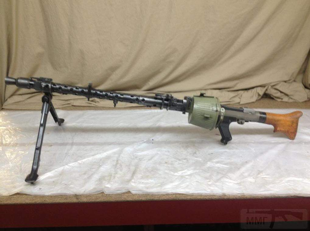 2283 - Все о пулемете MG-34 - история, модификации, клейма и т.д.