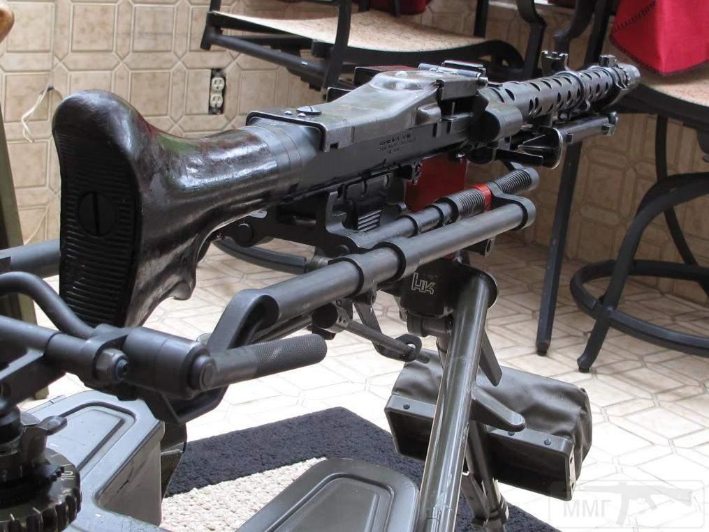 2284 - Все о пулемете MG-34 - история, модификации, клейма и т.д.