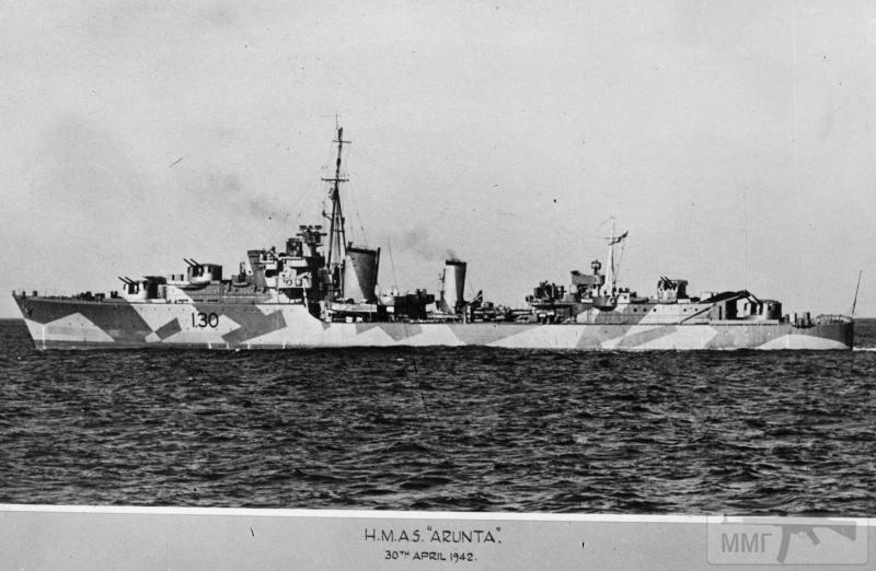 22938 - Военное фото 1941-1945 г.г. Тихий океан.