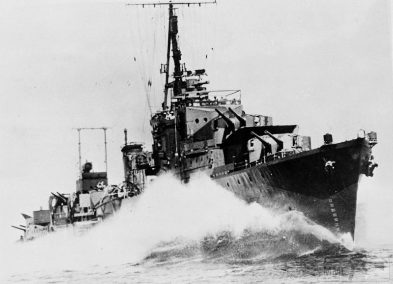22939 - Военное фото 1941-1945 г.г. Тихий океан.