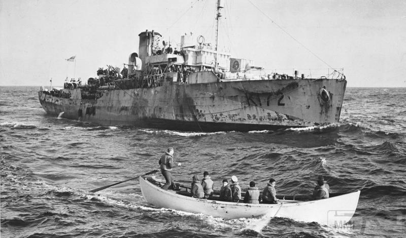 22945 - Военное фото 1939-1945 г.г. Западный фронт и Африка.