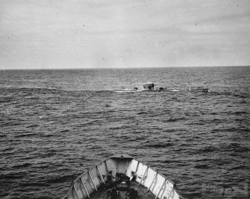 22946 - Действия немецких подлодок в Атлантике