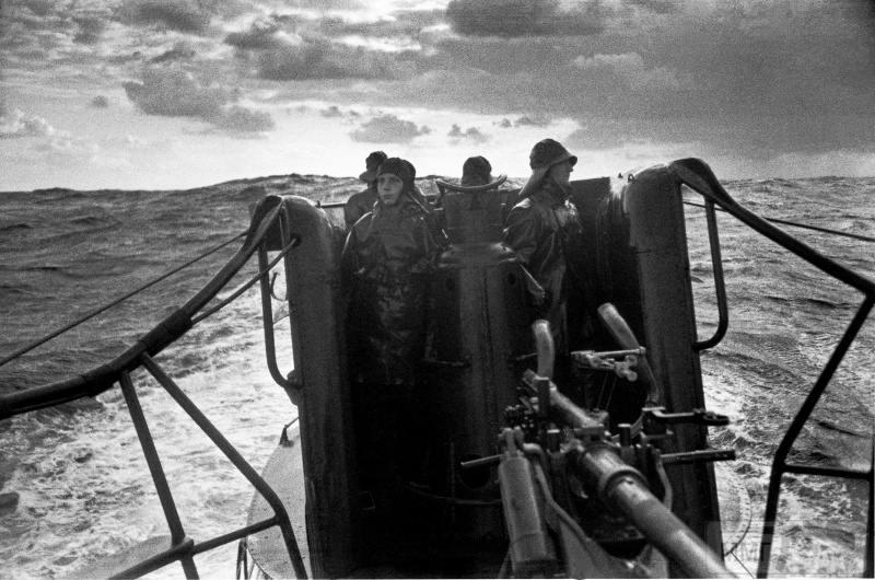 22948 - Действия немецких подлодок в Атлантике