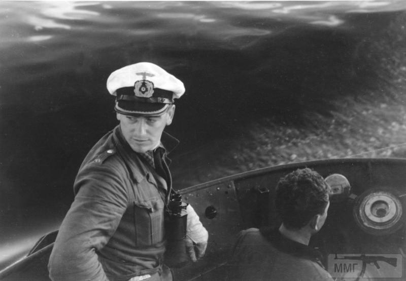 22949 - Действия немецких подлодок в Атлантике