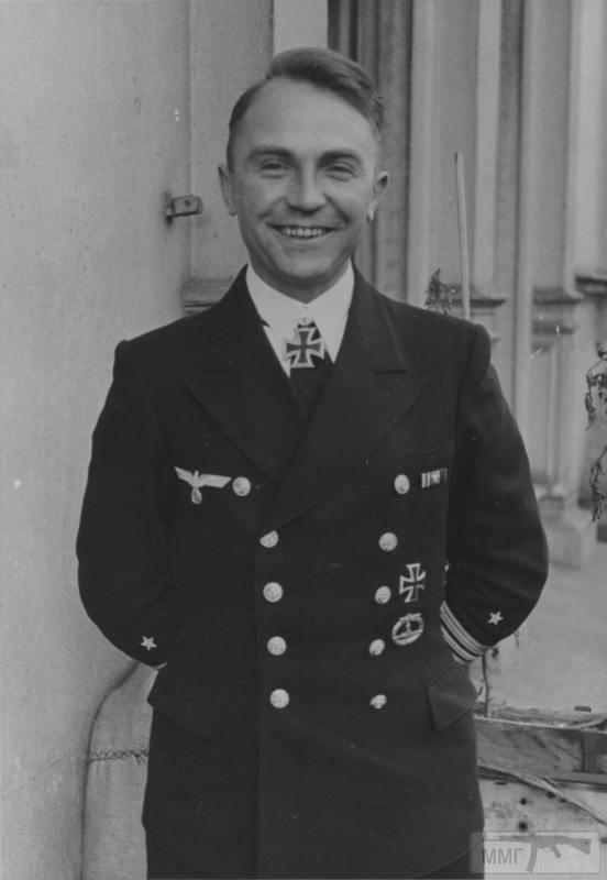 22950 - Действия немецких подлодок в Атлантике