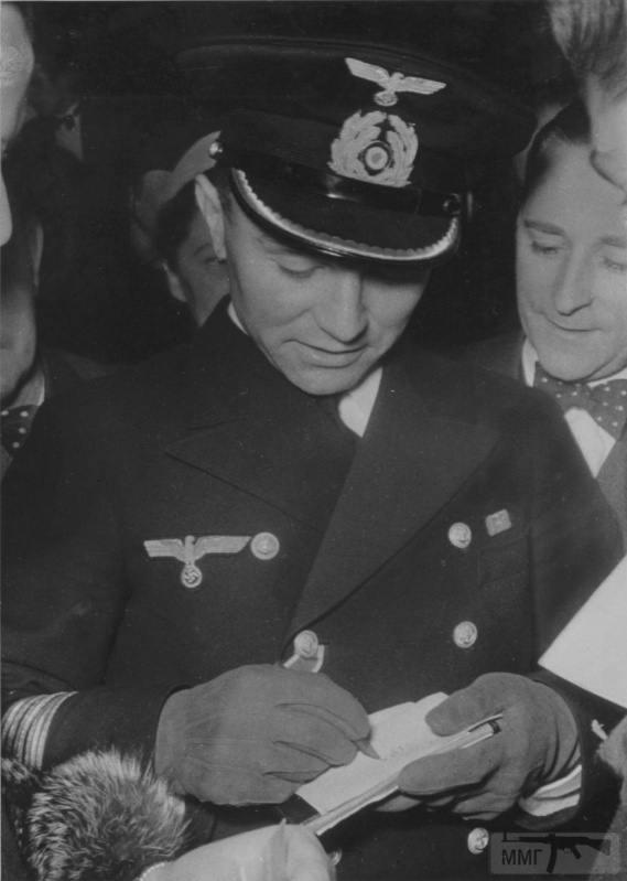22951 - Действия немецких подлодок в Атлантике