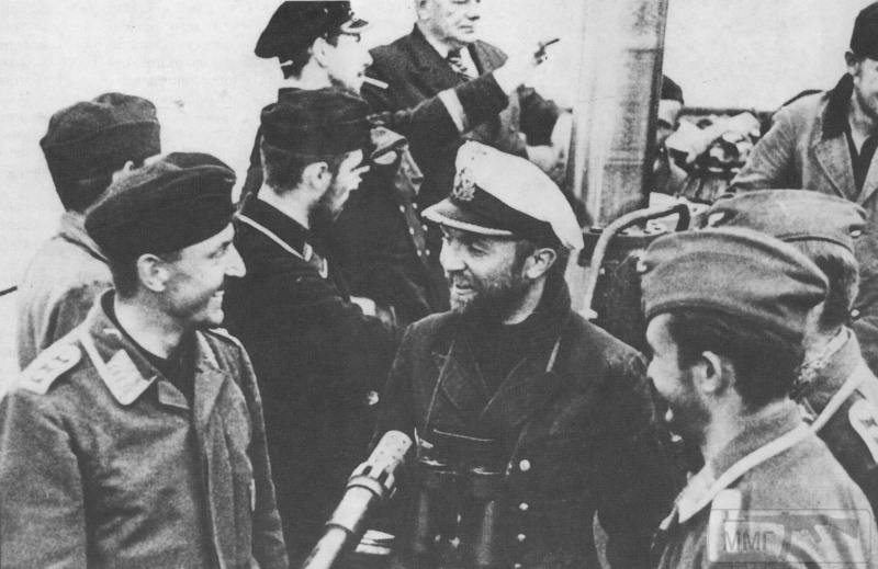 22952 - Действия немецких подлодок в Атлантике