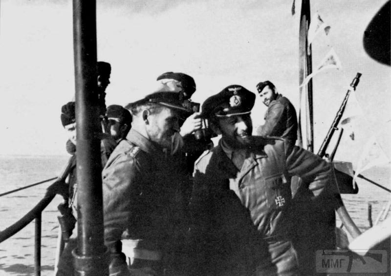 22957 - Действия немецких подлодок в Атлантике