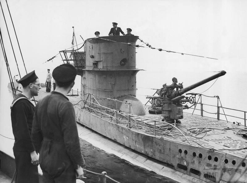 22958 - Действия немецких подлодок в Атлантике