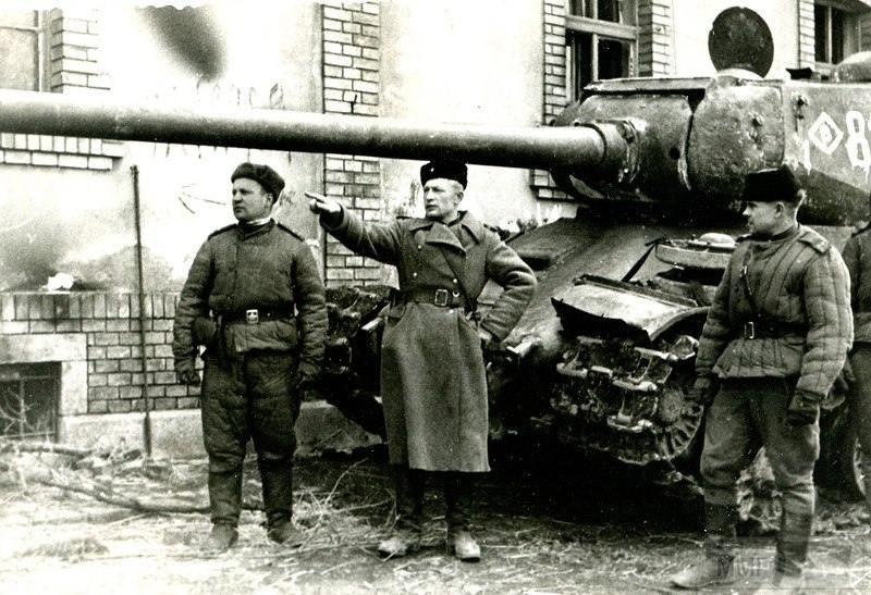 22970 - Военное фото 1941-1945 г.г. Восточный фронт.