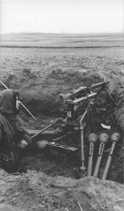 22971 - MG-42 Hitlersäge (Пила Гитлера) - история, послевоенные модификации, клейма...