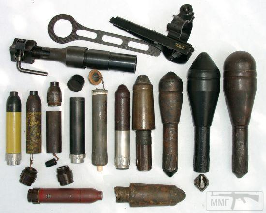 23031 - Гранаты Германской армии WW2
