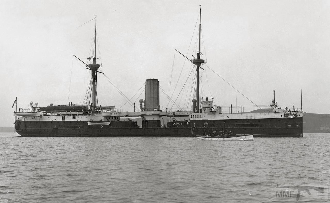 23091 - Броненосцы, дредноуты, линкоры и крейсера Британии