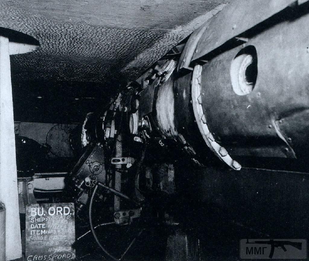 23098 - 10-м бинокулярный дальномер внутри башни №3