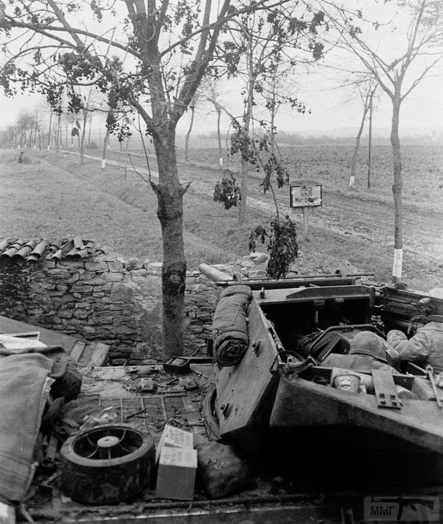 23133 - Военное фото 1939-1945 г.г. Западный фронт и Африка.