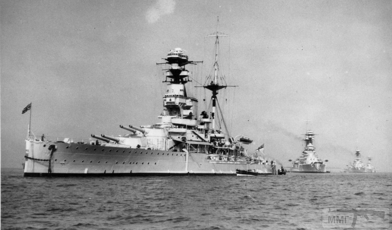 23136 - Броненосцы, дредноуты, линкоры и крейсера Британии