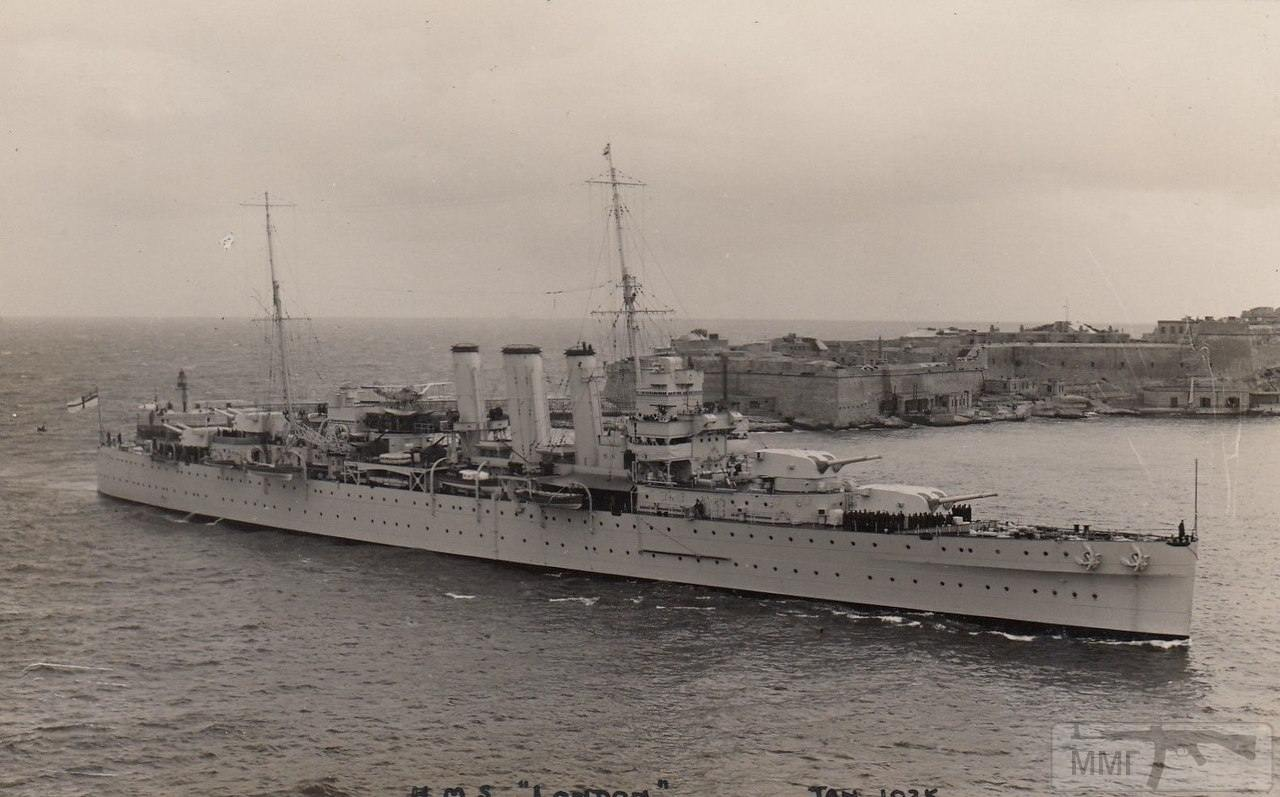 23138 - Броненосцы, дредноуты, линкоры и крейсера Британии