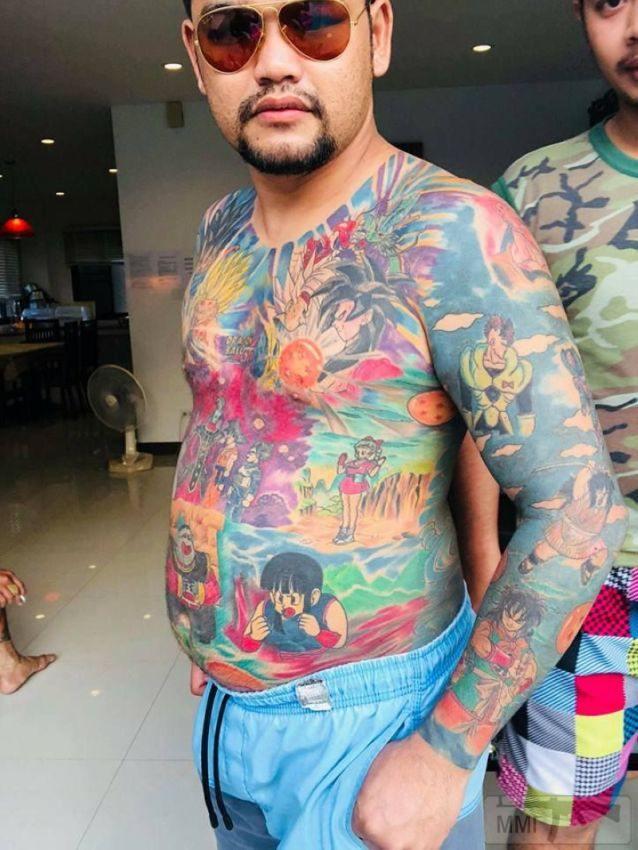 23152 - Татуировки