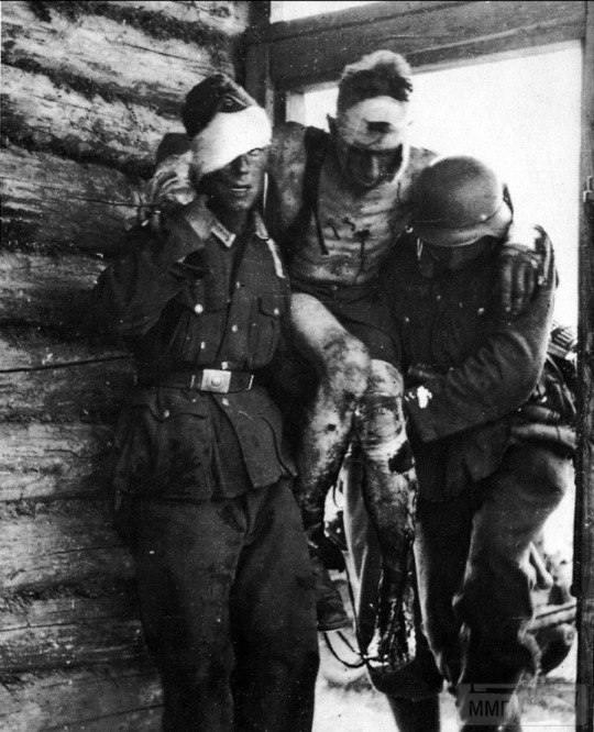 23181 - Военное фото 1941-1945 г.г. Восточный фронт.