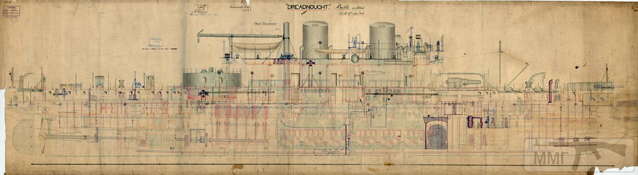 23182 - Броненосцы, дредноуты, линкоры и крейсера Британии