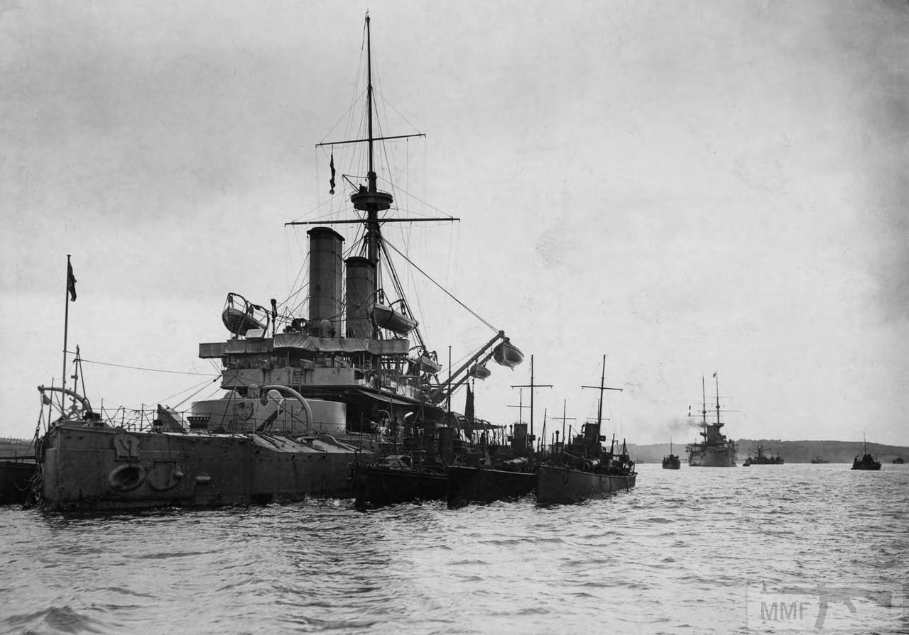 23183 - Броненосцы, дредноуты, линкоры и крейсера Британии