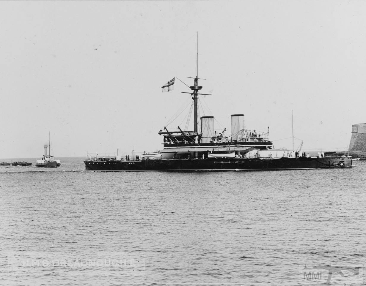 23184 - Броненосцы, дредноуты, линкоры и крейсера Британии