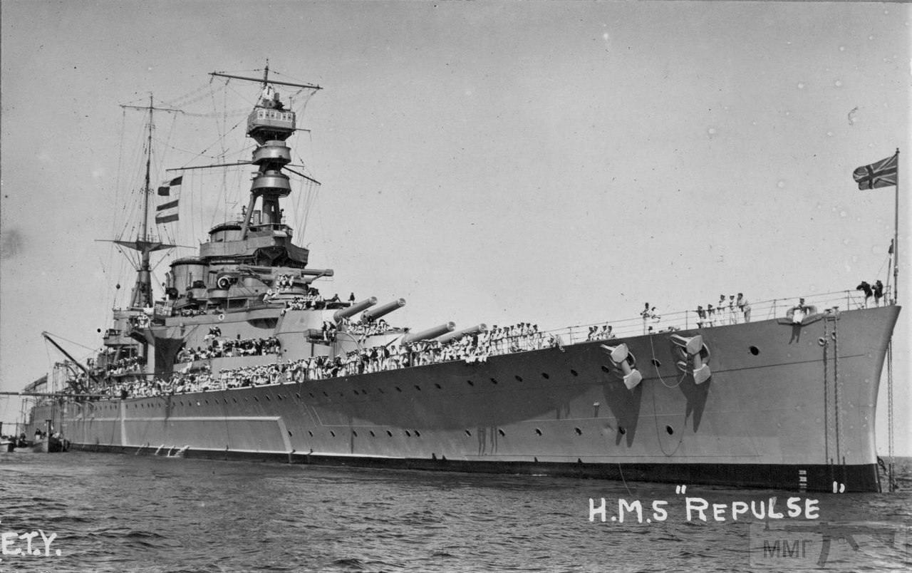 23232 - Броненосцы, дредноуты, линкоры и крейсера Британии
