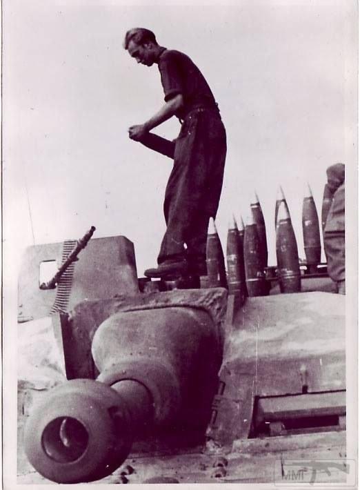 23327 - Военное фото 1941-1945 г.г. Восточный фронт.