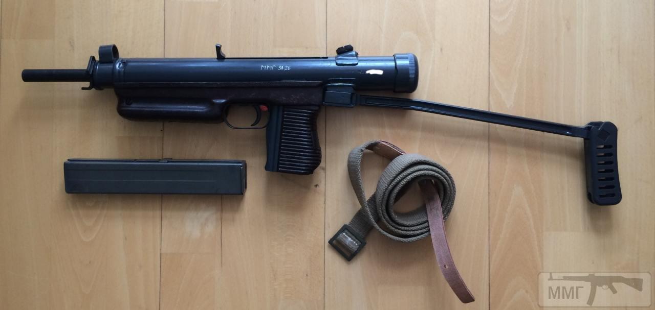 23420 - ММГ пистолет-пулемёт SA-26