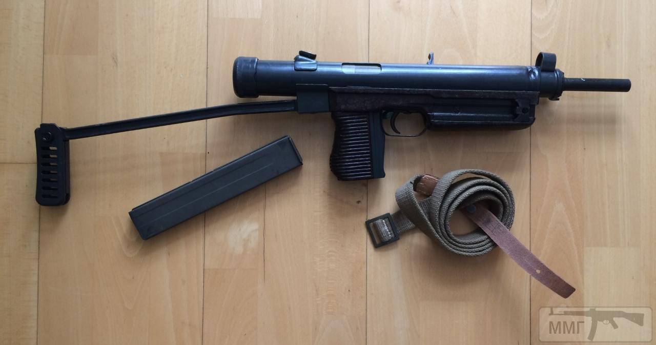 23421 - ММГ пистолет-пулемёт SA-26
