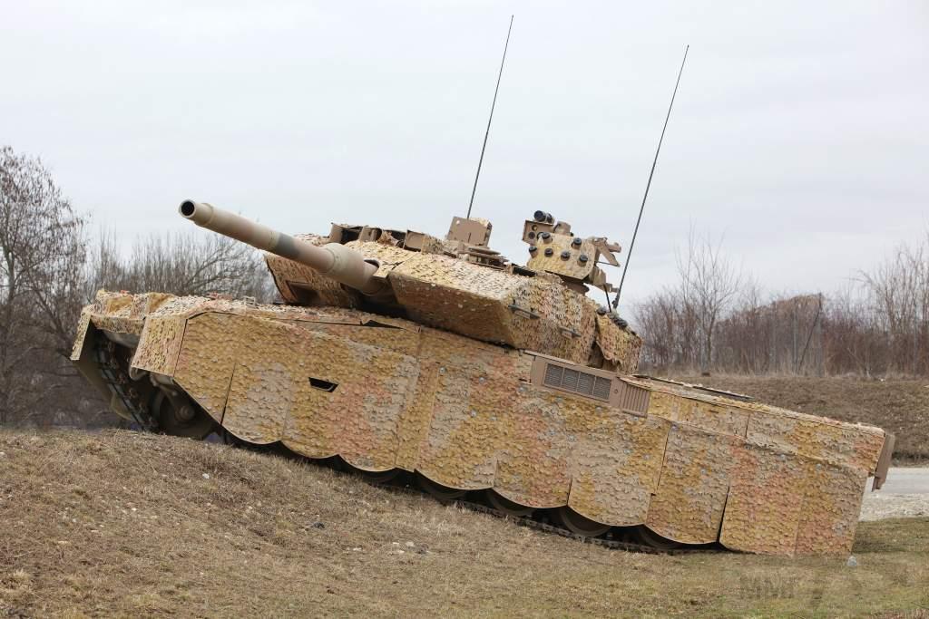2344 - Современные танки