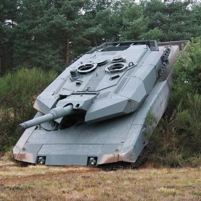 2345 - Современные танки