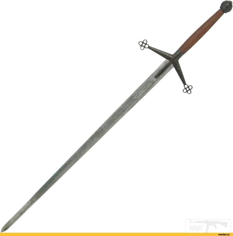 2348 - 5 самых грозных двуручных мечей Средневековья
