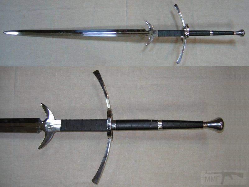 2352 - 5 самых грозных двуручных мечей Средневековья