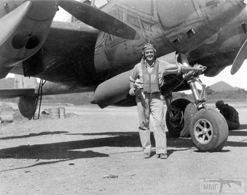 23532 - Военное фото 1941-1945 г.г. Тихий океан.
