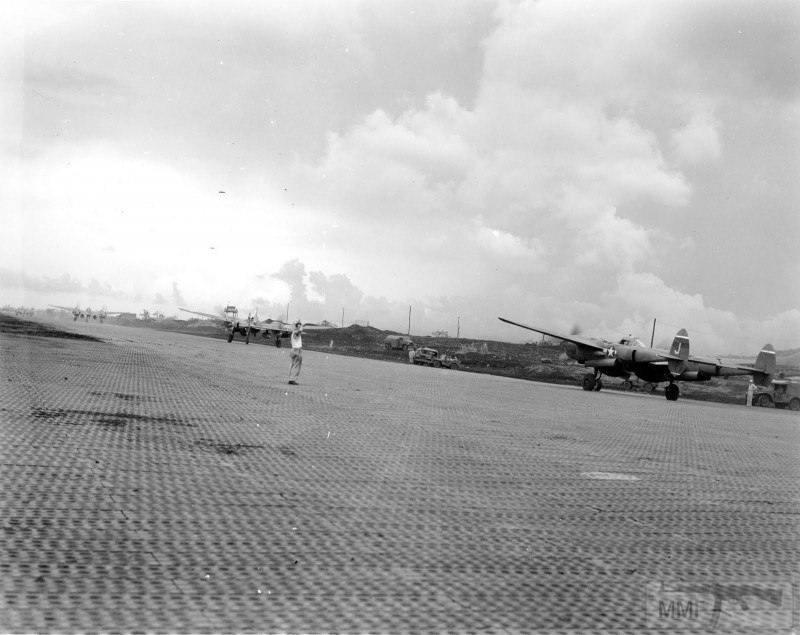 23534 - Военное фото 1941-1945 г.г. Тихий океан.