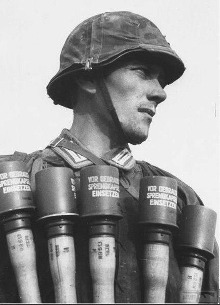 23538 - Гранаты Германской армии WW2