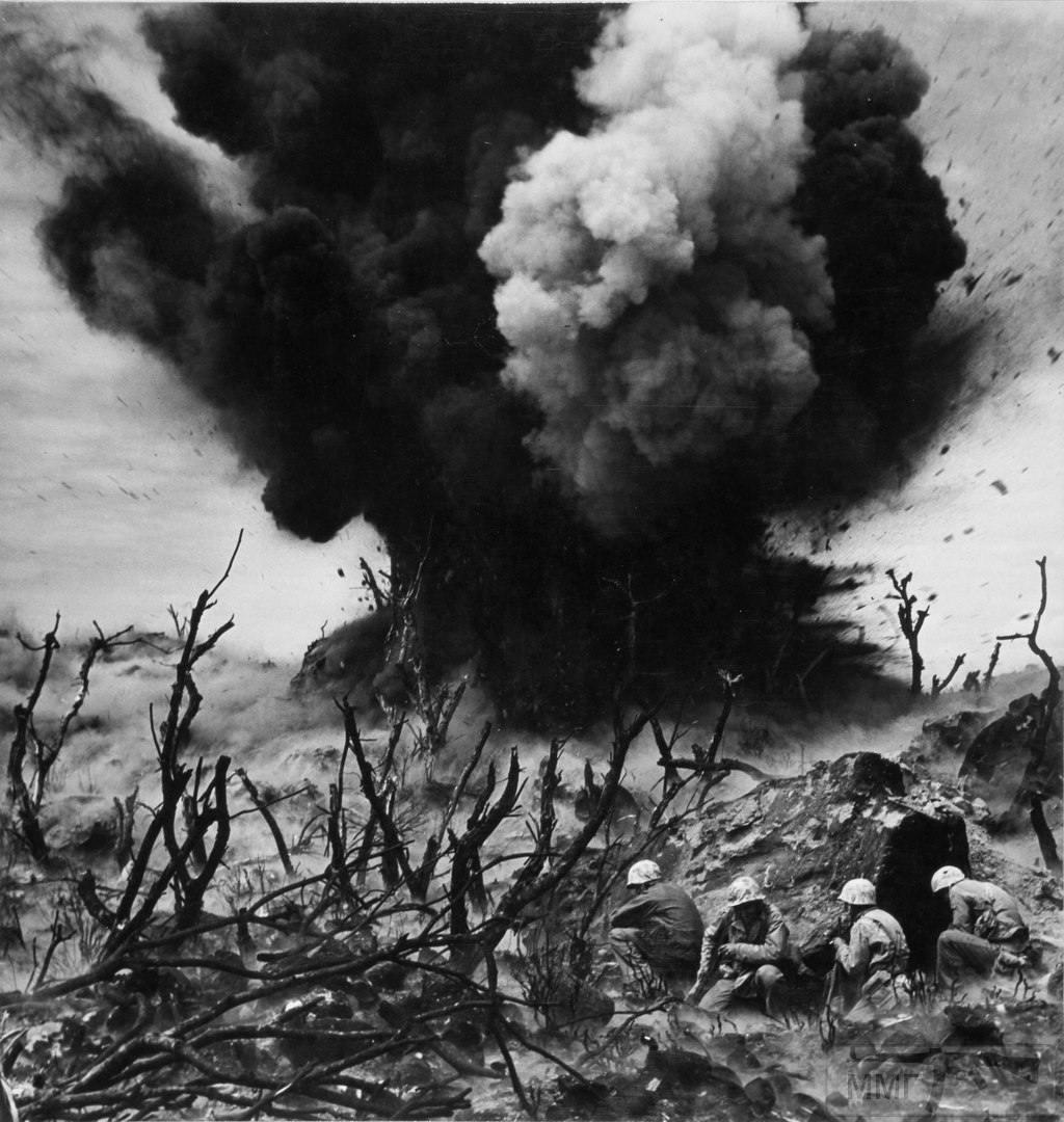 23584 - Военное фото 1941-1945 г.г. Тихий океан.