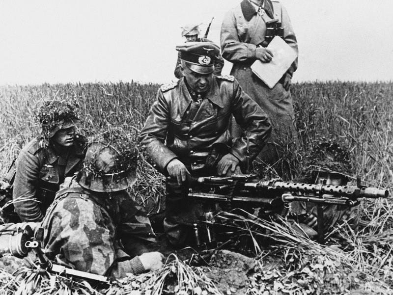 23585 - Все о пулемете MG-34 - история, модификации, клейма и т.д.