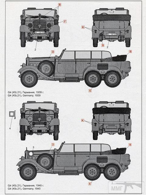 23598 - Легковые автомобили Третьего рейха