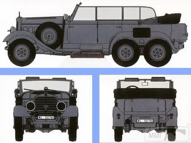 23599 - Легковые автомобили Третьего рейха