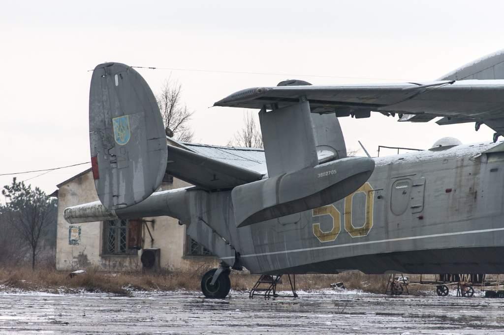 2362 - Морская Авиация ВМС ВС Украины