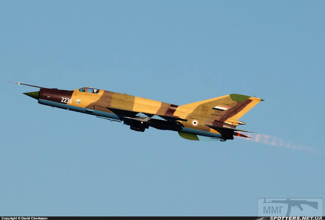 23621 - Последние МиГ-21
