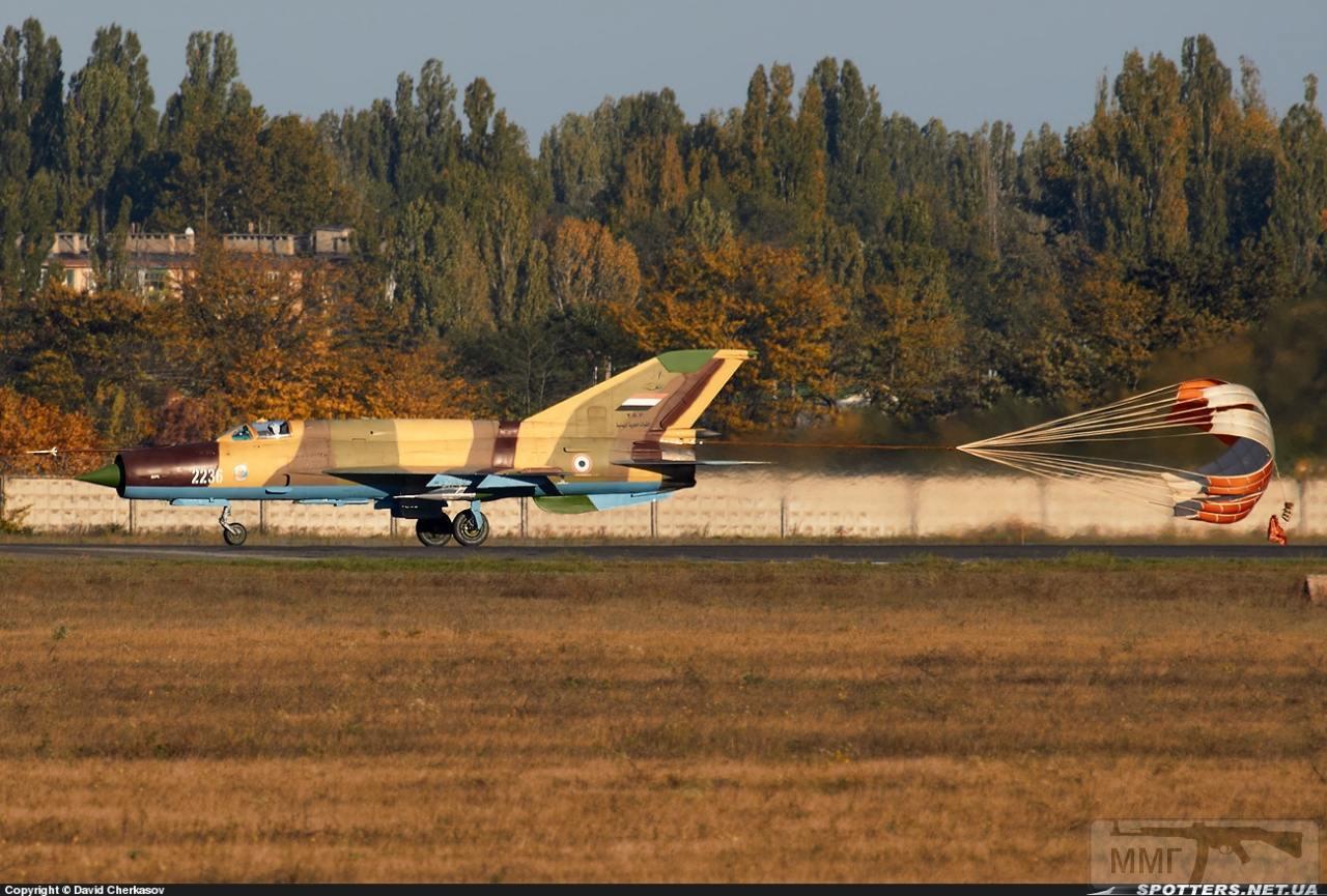 23622 - Последние МиГ-21