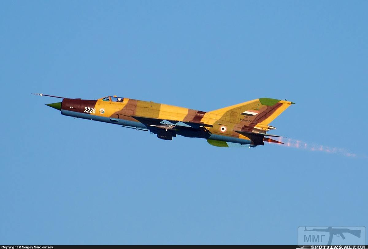 23623 - Последние МиГ-21